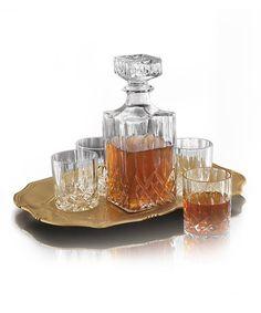 Loving this Denmark Whiskey Decanter Set on #zulily! #zulilyfinds