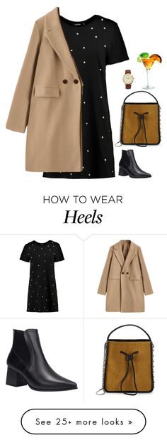 """""""#6688"""" by azaliyan on Polyvore featuring Boohoo, 3.1 Phillip Lim and BKE"""