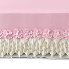 1000+ ideas about Cake Borders on Pinterest Cakes ...