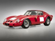 1962-63 Ferrari 250 GTO Berlinetta that sold for $38 million at 2014 Bonhams auction at Pebble Beach