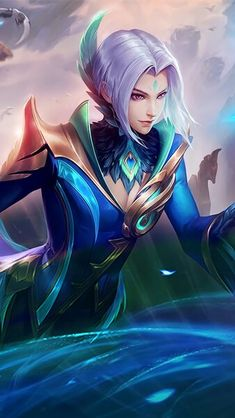 Ling Mobile Legends HD Mobile, Smartphone and PC, Desktop, Laptop wallpaper (. - Best of Wallpapers for Andriod and ios Mobile Legend Wallpaper, Hero Wallpaper, Laptop Wallpaper, Cellphone Wallpaper, Mobiles, Miya Mobile Legends, Alucard Mobile Legends, The Legend Of Heroes, Canvas Painting Tutorials