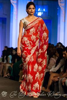 Pallavi Jaikishan's Ashrafiyan Collection {Aamby Valley India Bridal Week 2012}