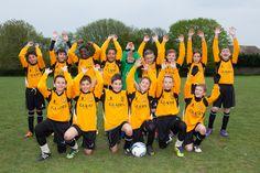 The Glades sponsor Orpington FC Juniors kit for the season!