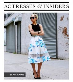 Who You Should Follow on Twitter/Instagram for NYFW via @WhoWhatWear