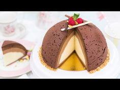 Vídeo-receta: Semifrío de tres chocolates