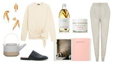 Style&Minimalism | Shopping List | Lazy Day Style | Featuring Les 100 Ciels Natalia Cashmere jogger
