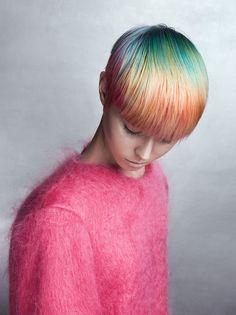 Love Colorhttp://bit.ly/colorperiche #Hair: Van Loenhout  Visto en Hair's How