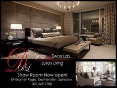 DDL showroom is now open! Find us @ 69 Kramer Road, Kramerville , Sandton - 011 262 4931 Showroom, Flat Screen, Blood Plasma, Flatscreen, Fashion Showroom, Dish Display