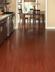 "Show details for Home Legend SyncoreX Bamboo Cherry- 7-1/16"" waterproof, water resistant floors, luxury vinyl plank, hardwood alternative, 20 mm wear layer, dark maple floor"
