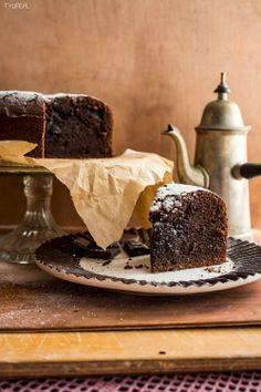 Taste Your Life - blog kulinarny : Bezglutenowe ciasto czekoladowe.