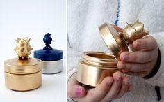 Récup Pot de crème - Petites Boîtes on ...récup curated by Les Eco-actions