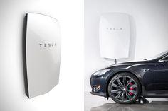 Sabías que Tesla pone a la venta una línea de baterías solares de uso doméstico
