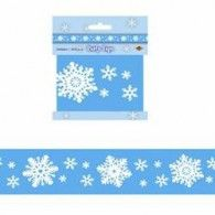 Party Tape Snowflake $6.95 BE20121