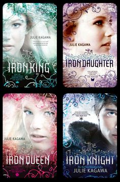 Image result for iron fey series