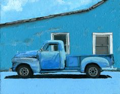 blue on blue — richard f. webb