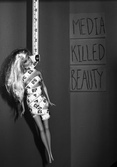 MEDIA KILLED BEAUTY