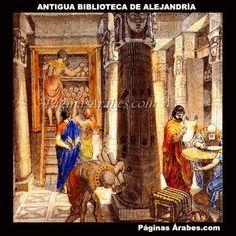 Fue en Alejandría, donde los seres humanos emprendieron, en un sentido básico, la aventura intelectual ...