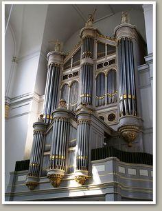 Grote Kerk, Gorinchem J. Bätz / C.G.F. Witte,1853
