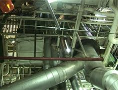 Engine room of Birger Jarl - CLICK ON THE PICTURE TO WATCH THE VIDEO Marine Engineering, Watch Video, Video Clip, Room, Bedroom, Rooms, Videos, Rum, Peace