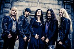 Nightwish I sent through starlight sky... Love Nightwish, both eras
