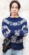 They'll make a Killing: Scandinavian knitwear company releases two jumper designs worn by unlikely style icon Sarah Lund in the cult detective drama Lund, Jumper Knitting Pattern, Knitting Patterns, Fair Isle Knitting, Free Knitting, Jumper Designs, Knitwear, Knit Crochet, Inspiration