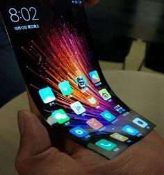 Xiaomi Tengah Kembangkan Smartphone Layar Lipat | PT Equityworld Futures News