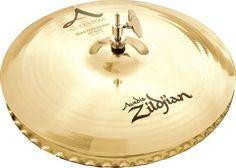 "15"" ZildjianA Custom Mastersound Hi-Hat"