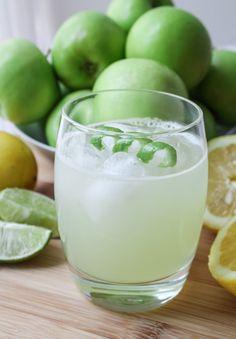 'Sweet Tart' Green Apple Juice