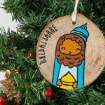 Baldassarre Christmas Ornaments, Holiday Decor, Home Decor, Decoration Home, Room Decor, Christmas Jewelry, Christmas Baubles, Christmas Decorations, Interior Decorating