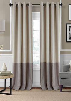 Braiden Blackout Room Darkening Window Panel 52-in. x 84-in.- Linen