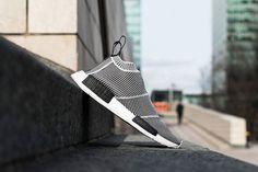 "adidas NMD City Sock ""White/Black"""