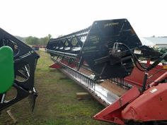 Case IH 2020 header salvaged for used parts. Call 877-530-4430 for the best selection of used ag parts. http://www.TractorPartsASAP.com