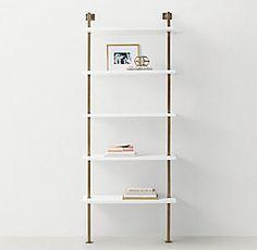 Media Storage & Bookcases | RH TEEN