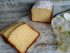 Pan Light, Food N, Sponge Cake, Cupcake Cakes, Bakery, Bread, Cheese, Desserts, Recipes
