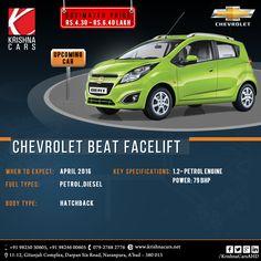 Up coming car - BEAT FACELIFT  #Car #CarDealer #UsedCarDealer #PreOwnedCar#KrishnaCars #Ahmedabad