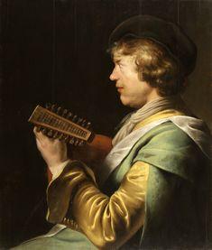 Jan Lievens (Dutch, 1607-1674). Luitspeler