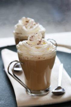 Que c'est mon préféré...Caffe Latte Macchiato
