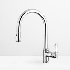 Aquabrass is the number one leader in beautiful kitchen, baths and faucets. Transitional Kitchen, Plumbing Fixtures, Beautiful Kitchens, Polished Chrome, Faucet, Home And Family, Sink, Modern, Design
