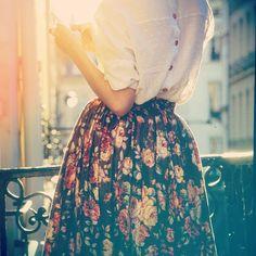Ulyana Sergeenko clothes