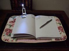 Eu Amo Artesanato: Capa de tecido para agenda, bíblia ou caderno