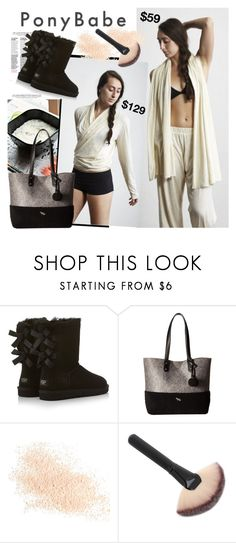 """PonyBabe"" by gaby-mil ❤ liked on Polyvore featuring UGG Australia, Emma Fox, Eve Lom and ponybabe"