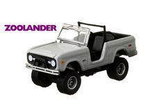 Zoolander (2001) - 1967 Ford Bronco – Modelmatic