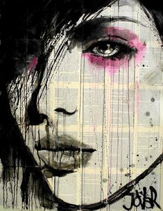 artist_loui_jover_creates_adorable_portraits_of_women_with_black_ink_on_newspapers_2016_03