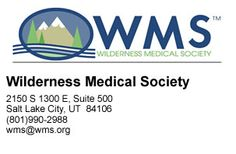 A great resource in the are of wilderness medicine