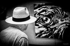 Camera Model:PENTAX K10D EXIF Summary:1/60s f/4.0 ISO800 53mm Summary, Panama Hat, Model, Photography, Fashion, Abstract, Moda, Fotografie, Panama
