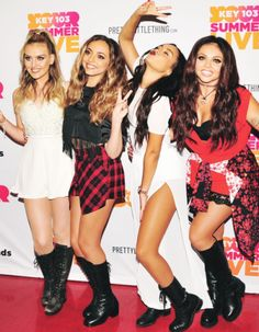 Little Mix At Key 103's Summer Live July 19th 2015