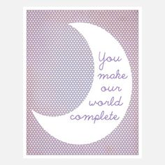 You Make Our World Complete now featured on Fab.