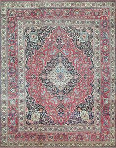Antique Sultanabad Rug 43858 By Nazmiyal Rugs On