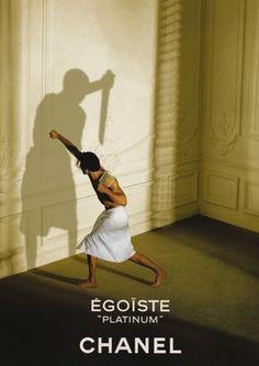 Egoïste - CHANEL Fashion Advertising, Advertising Campaign, Karl Lagerfeld, Parfum Chanel, Barbie Ferreira, Cosmetics And Toiletries, Art Partner, Plakat Design, Perfume