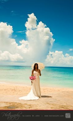 Bathing Beauty Bride At Fairmont Cindy Brooks Barbados Destination Weddings And Honeymoons